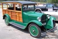 1926 Dodge Huckster Woodie