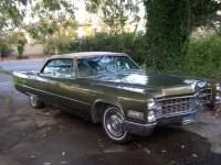 1966 Cadillac 2-door de Ville Convertible