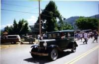 1928 Chevrolet 4 DR Sedan