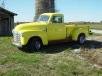 1949 Chevrolet 3100 pu