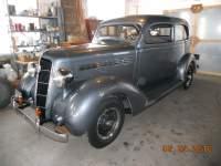 1935 Plymouth PJ Deluxe 2 Door Sedan