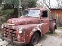 1950 Dodge b1 (1/2 ton)