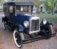 1925 Chevrolet Superior Sedan