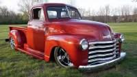 1949 Chevrolet 3100 Pro Touring