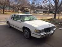 1992 Cadillac Deville Coupe Classic Edition